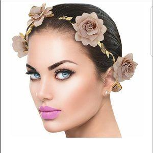 Accessories - 🌸ROMANTIC🌸 floral headband